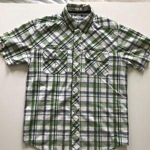 "Levi Strauss ""Two Horse Brand"" Men's Shirt S"